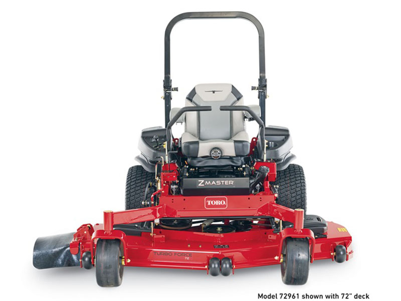 2021 Toro Z Master 6000 72 in. Kohler EFI 26.5 hp in Aulander, North Carolina - Photo 3