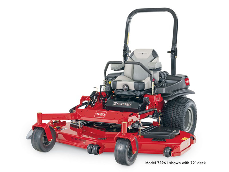 2021 Toro Z Master 6000 72 in. Kohler EFI 34 hp in Poplar Bluff, Missouri - Photo 2