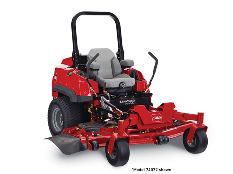 2021 Toro Z Master 7500-D 72 in. Yanmar Diesel RD 37 hp in New Durham, New Hampshire