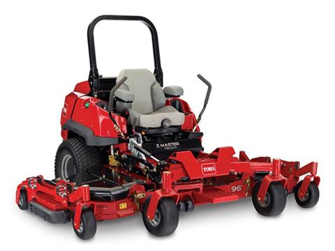 2021 Toro Z Master 7500-D 96 in. Yanmar Diesel RD 37 hp in Greenville, North Carolina