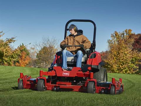 2021 Toro Z Master 7500-D 96 in. Yanmar Diesel RD 37 hp in Trego, Wisconsin - Photo 6