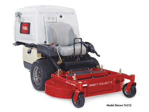2021 Toro Z Master 8000 42 in. Kohler 20.5 hp in Greenville, North Carolina