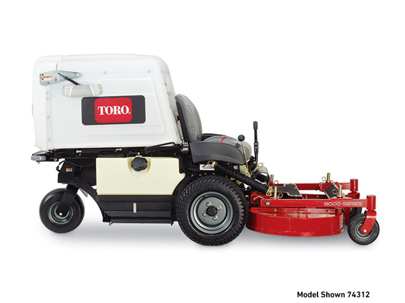 2021 Toro Z Master 8000 42 in. Kohler 20.5 hp in Prairie Du Chien, Wisconsin - Photo 2