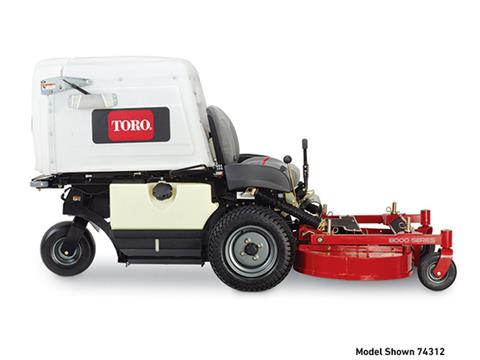 2021 Toro Z Master 8000 48 in. Kohler EFI 23 hp in Trego, Wisconsin - Photo 2