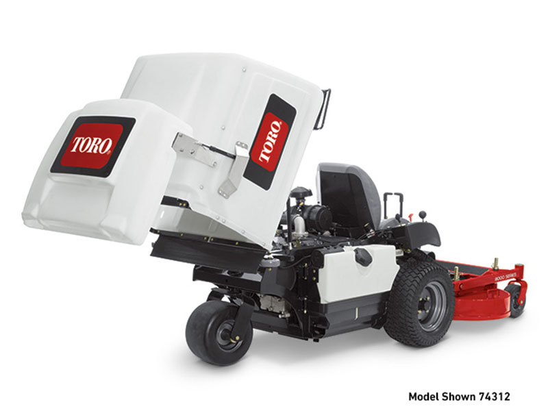 2021 Toro Z Master 8000 48 in. Kohler EFI 23 hp in Trego, Wisconsin - Photo 4