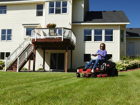 2021 Toro TimeCutter 42 in. Toro 22.5 hp in Trego, Wisconsin - Photo 8