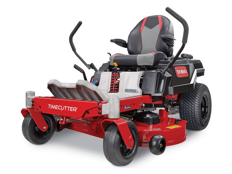 2021 Toro TimeCutter 42 in. Toro 24.5 hp MyRIDE in New Durham, New Hampshire