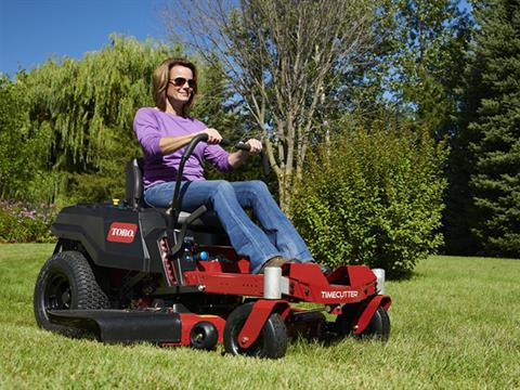 2021 Toro TimeCutter 42 in. Toro 452 cc in Trego, Wisconsin - Photo 7