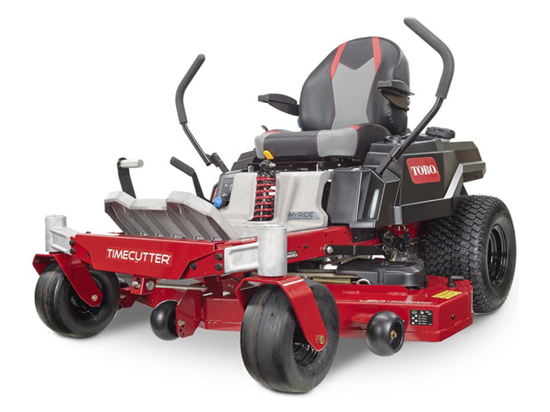 2021 Toro TimeCutter 50 in. Toro 24.5 hp MyRIDE in New Durham, New Hampshire - Photo 2