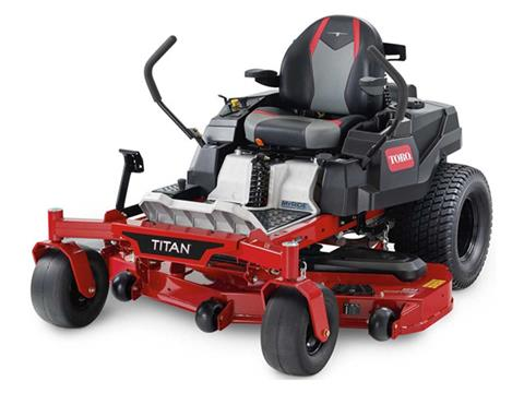 2021 Toro Titan 48 in. Kohler 26 hp MyRIDE in Prairie Du Chien, Wisconsin - Photo 2