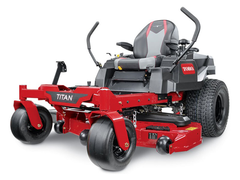 2021 Toro Titan 48 in. Toro 24.5 hp in Aulander, North Carolina - Photo 2