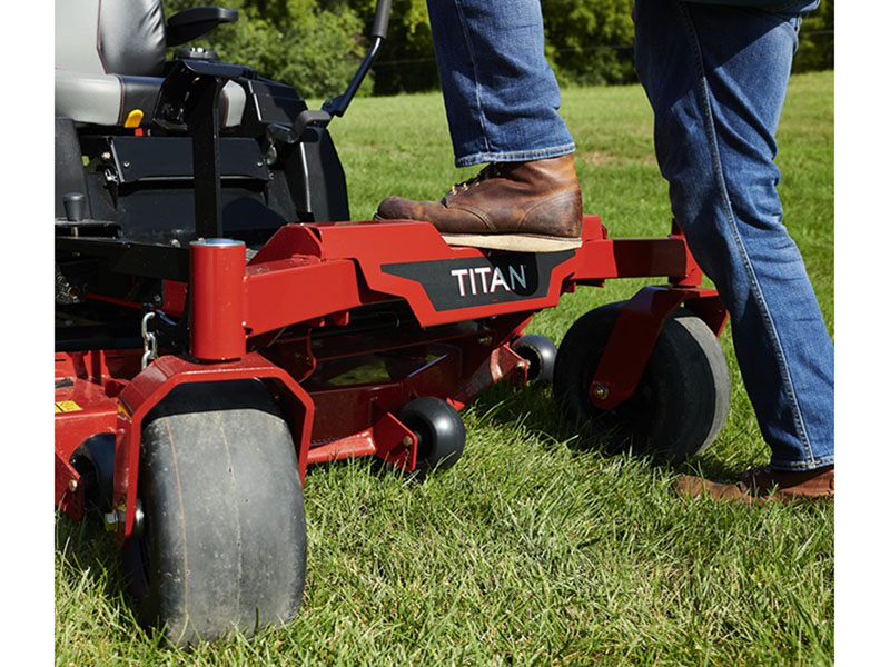 2021 Toro Titan 48 in. Toro 24.5 hp in Aulander, North Carolina - Photo 6