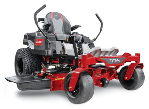 2021 Toro Titan 48 in. Toro 24.5 hp MyRIDE in Trego, Wisconsin - Photo 1