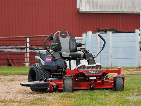 2021 Toro Titan 48 in. Toro 24.5 hp MyRIDE in Trego, Wisconsin - Photo 6