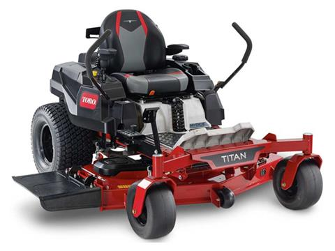 2021 Toro Titan 54 in. Kohler 26 hp MyRIDE in Greenville, North Carolina