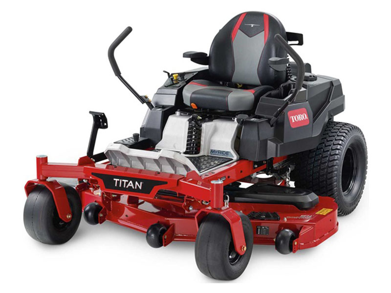 2021 Toro Titan 54 in. Kohler 26 hp MyRIDE in Trego, Wisconsin - Photo 2