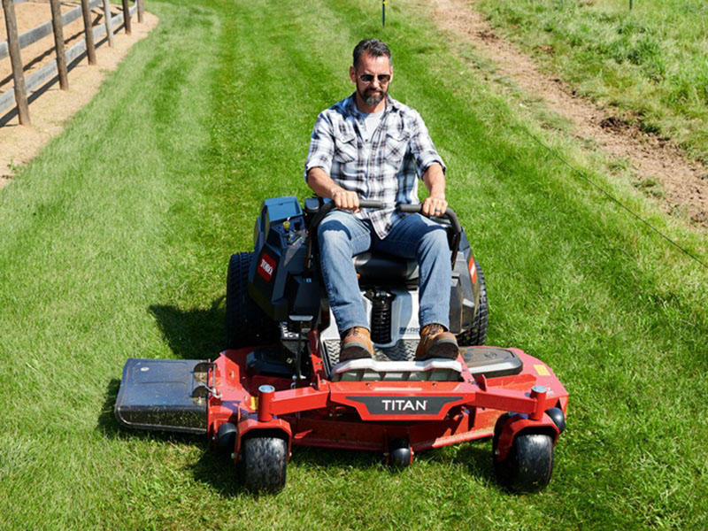 2021 Toro Titan 54 in. Kohler 26 hp MyRIDE in Trego, Wisconsin - Photo 5