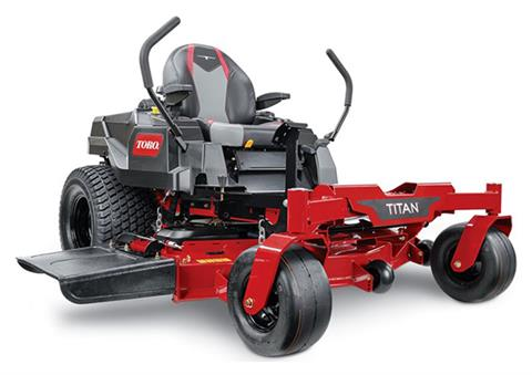 2021 Toro Titan 54 in. Toro 24.5 hp in New Durham, New Hampshire - Photo 1