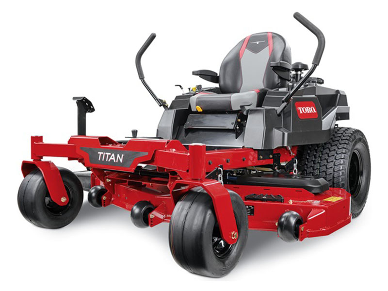 2021 Toro Titan 54 in. Toro 24.5 hp in Trego, Wisconsin - Photo 2