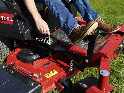 2021 Toro Titan 54 in. Toro 24.5 hp in Trego, Wisconsin - Photo 5