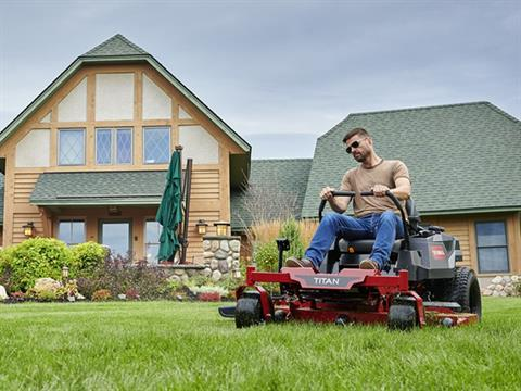 2021 Toro Titan 54 in. Toro 24.5 hp in New Durham, New Hampshire - Photo 7