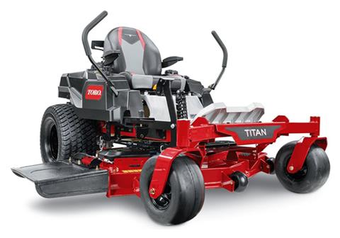 2021 Toro Titan 54 in. Toro 24.5 hp MyRIDE in Greenville, North Carolina