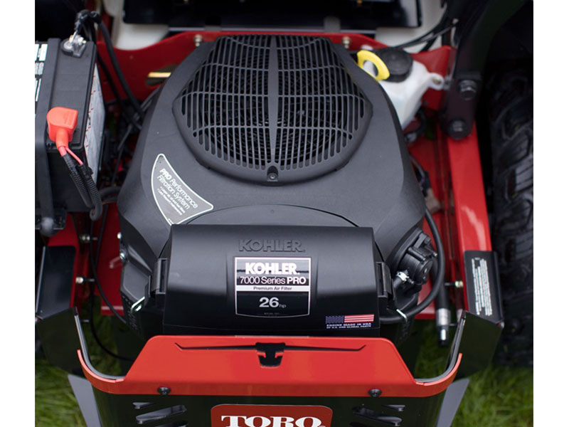 2021 Toro Titan MAX 60 in. Kohler 26 hp in Prairie Du Chien, Wisconsin