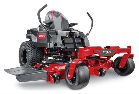 2021 Toro Titan 60 in. Toro 24.5 hp in Trego, Wisconsin - Photo 1