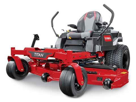 2021 Toro Titan 60 in. Toro 24.5 hp in Trego, Wisconsin - Photo 2