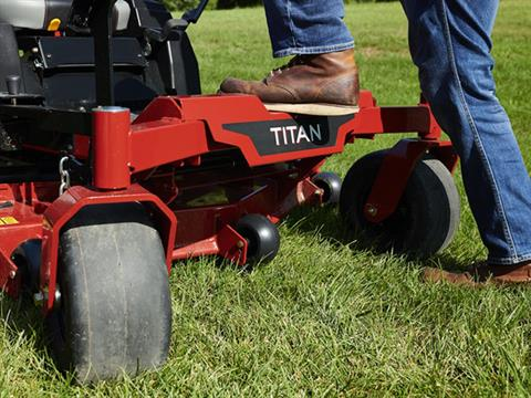 2021 Toro Titan 60 in. Toro 24.5 hp in Prairie Du Chien, Wisconsin - Photo 6