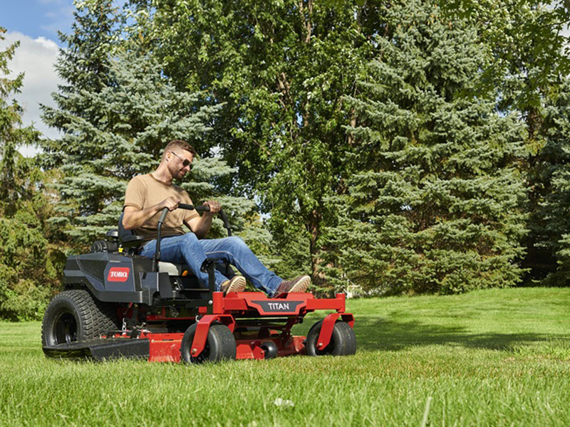 2021 Toro Titan 60 in. Toro 24.5 hp in Trego, Wisconsin - Photo 7