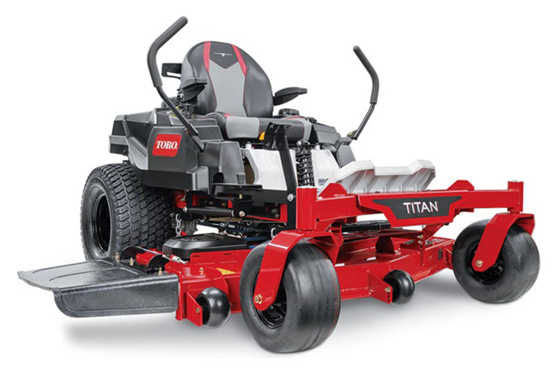 2021 Toro Titan 60 in. Toro 24.5 hp MyRIDE in Aulander, North Carolina - Photo 1