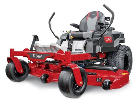 2021 Toro Titan 60 in. Toro 24.5 hp MyRIDE in Aulander, North Carolina - Photo 2