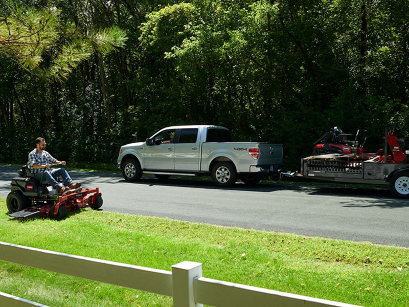 2021 Toro Titan 60 in. Toro 24.5 hp MyRIDE in Aulander, North Carolina - Photo 7