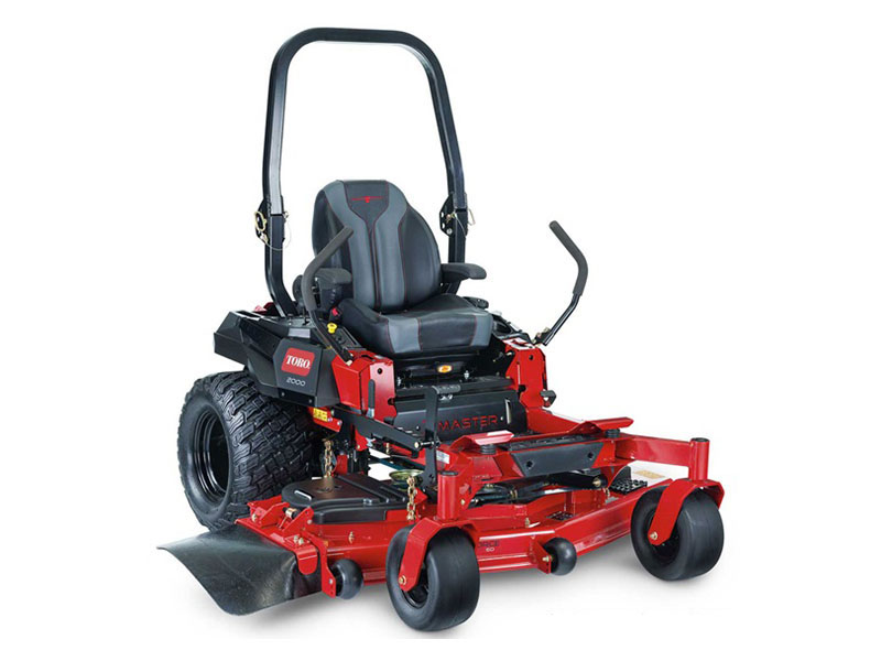 2021 Toro Z Master 2000 60 in. Toro 24.5 hp in New Durham, New Hampshire - Photo 1