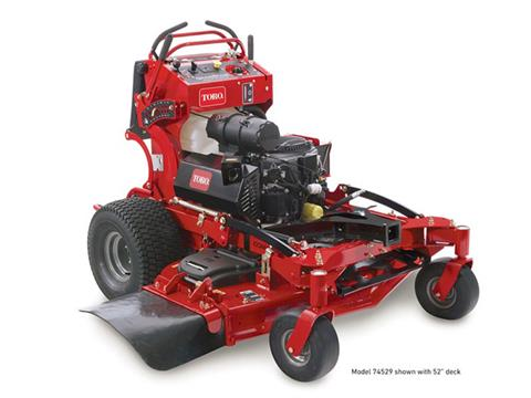 2021 Toro GrandStand Multi Force 52 in. Kohler EFI 26.5 hp 80-Grade Deck in Prairie Du Chien, Wisconsin