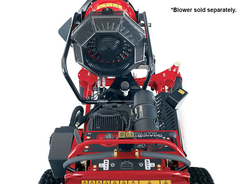 2021 Toro GrandStand Multi Force 60 in. Kohler EFI 26.5 hp in Prairie Du Chien, Wisconsin - Photo 7