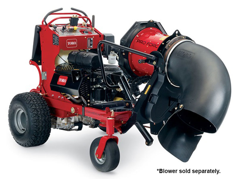2021 Toro GrandStand Multi Force 60 in. Kohler EFI 26.5 hp in Prairie Du Chien, Wisconsin - Photo 8