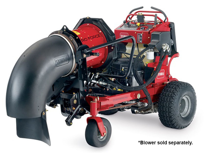 2021 Toro GrandStand Multi Force 60 in. Kohler EFI 26.5 hp in Festus, Missouri - Photo 9