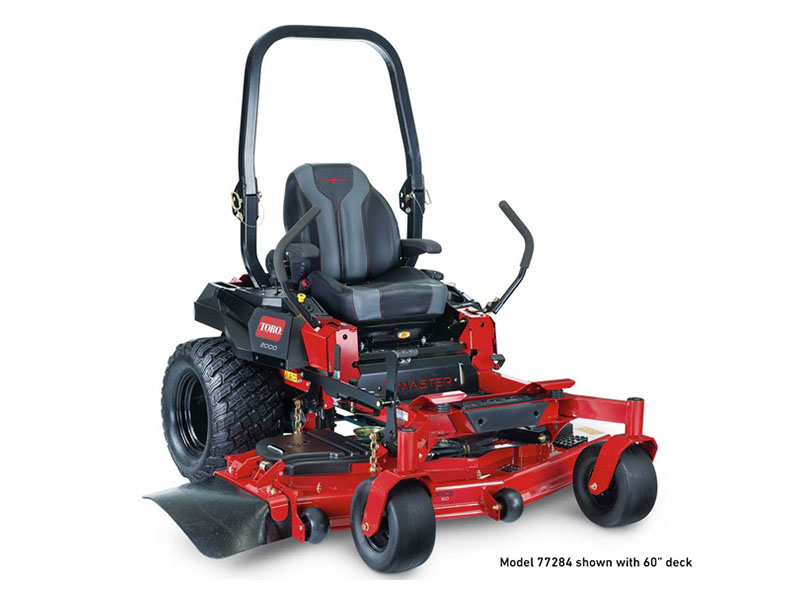 2021 Toro Z Master 2000 HDX Pro 60 in. Kawasaki 24.5 hp in New Durham, New Hampshire - Photo 1