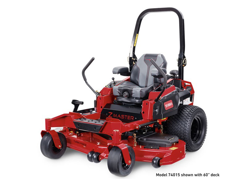 2021 Toro Z Master 4000 52 in. Kawasaki FX801V 25.5 hp in New Durham, New Hampshire - Photo 2