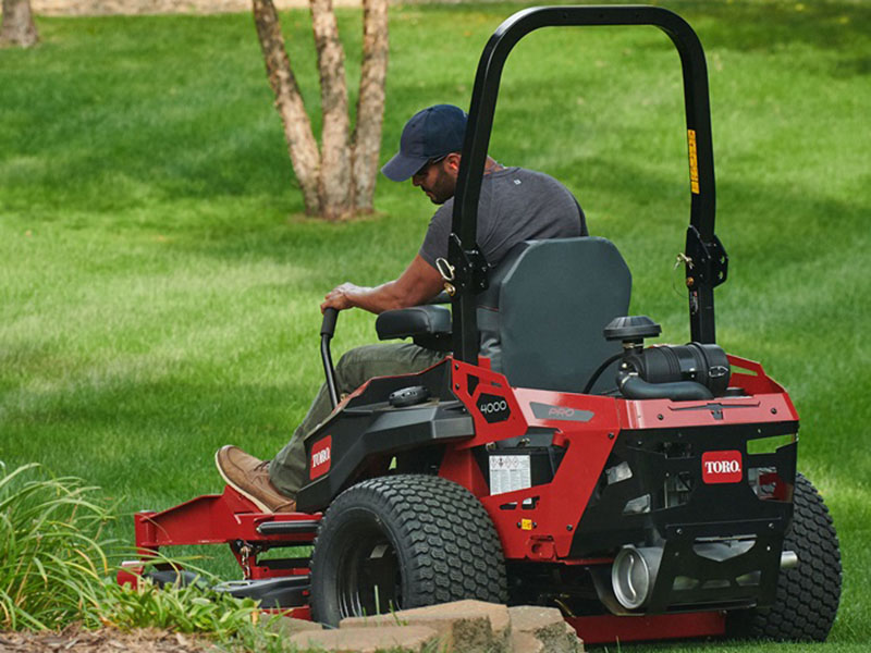 2021 Toro Z Master 4000 52 in. Kawasaki FX801V 25.5 hp in New Durham, New Hampshire - Photo 6
