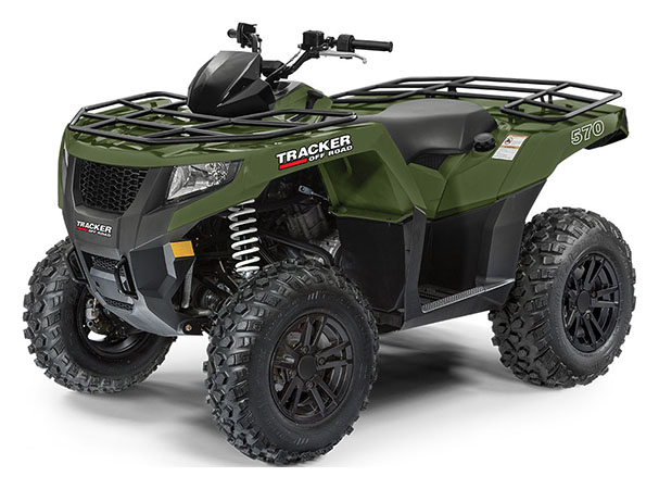 2020 Tracker Off Road 570 in Waco, Texas - Photo 1