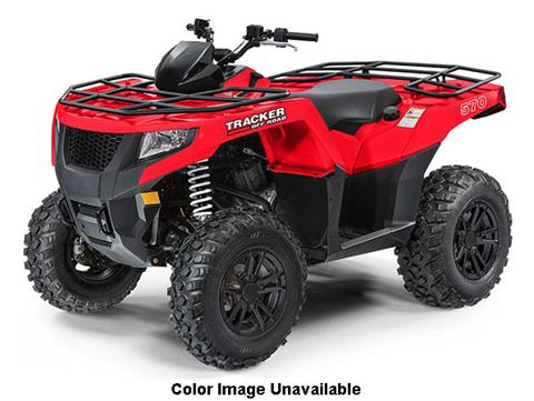 2020 Tracker Off Road 570 Woodsman Edition in Gaylord, Michigan