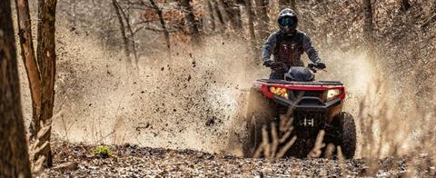 2020 Tracker Off Road 700EPS Woodsman Edition in Gaylord, Michigan - Photo 2