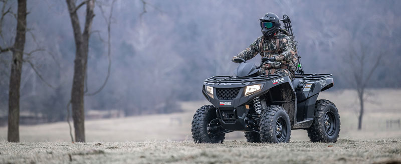 2020 Tracker Off Road 700EPS Woodsman Edition in Gaylord, Michigan - Photo 3