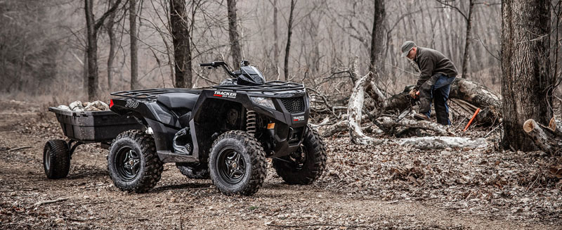 2020 Tracker Off Road 700EPS Woodsman Edition in Gaylord, Michigan - Photo 4