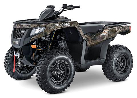 2021 Tracker Off Road 570 EPS in Gaylord, Michigan
