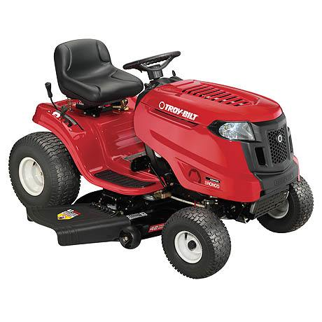 2015 TROY-Bilt Bronco™ Lawn Tractor in Livingston, Texas