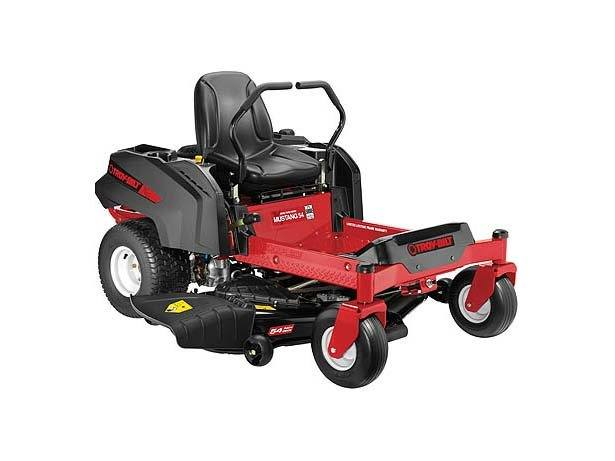 2016 TROY-Bilt Mustang 54 XP Zero-Turn Rider in Livingston, Texas